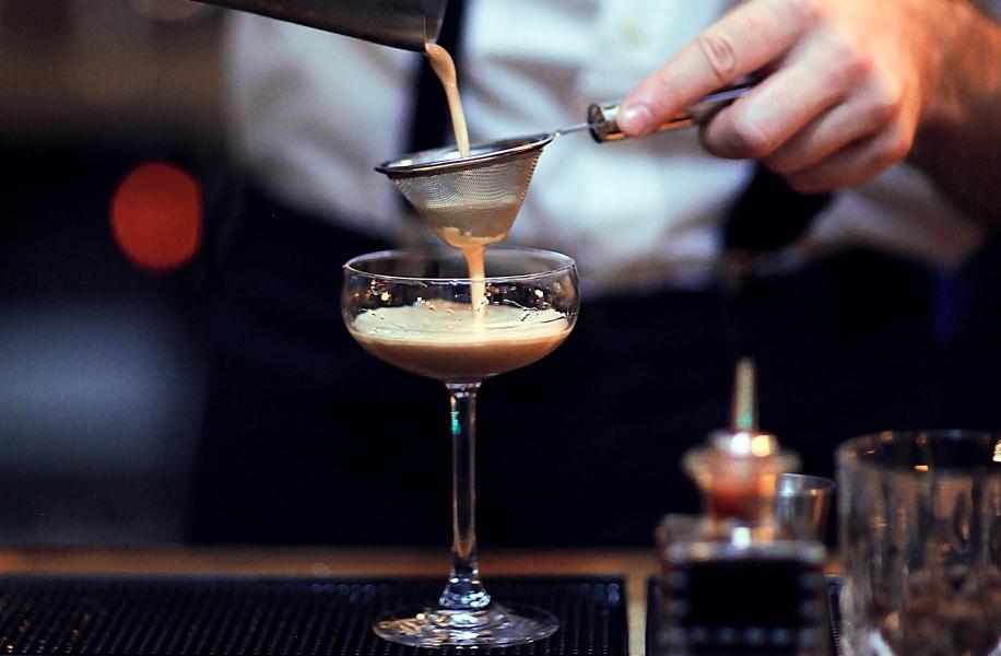 Espresso Martini Crowne Plaza Melbourne