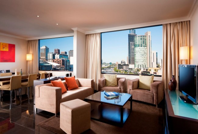 Crown Suites Melbourne