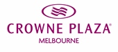 Crowne Plaza Melbourne purple logo