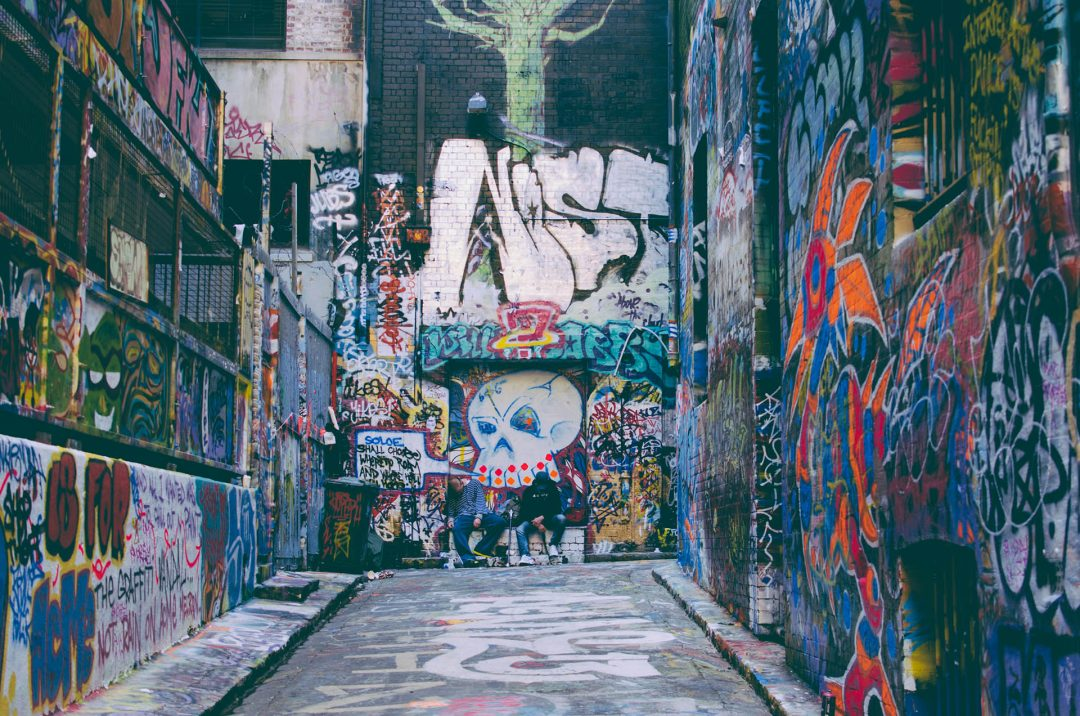 Melbourne City Laneways