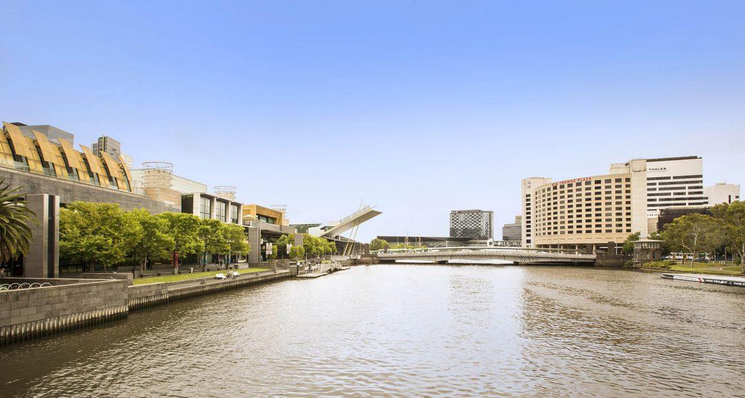Exterior Yarra River