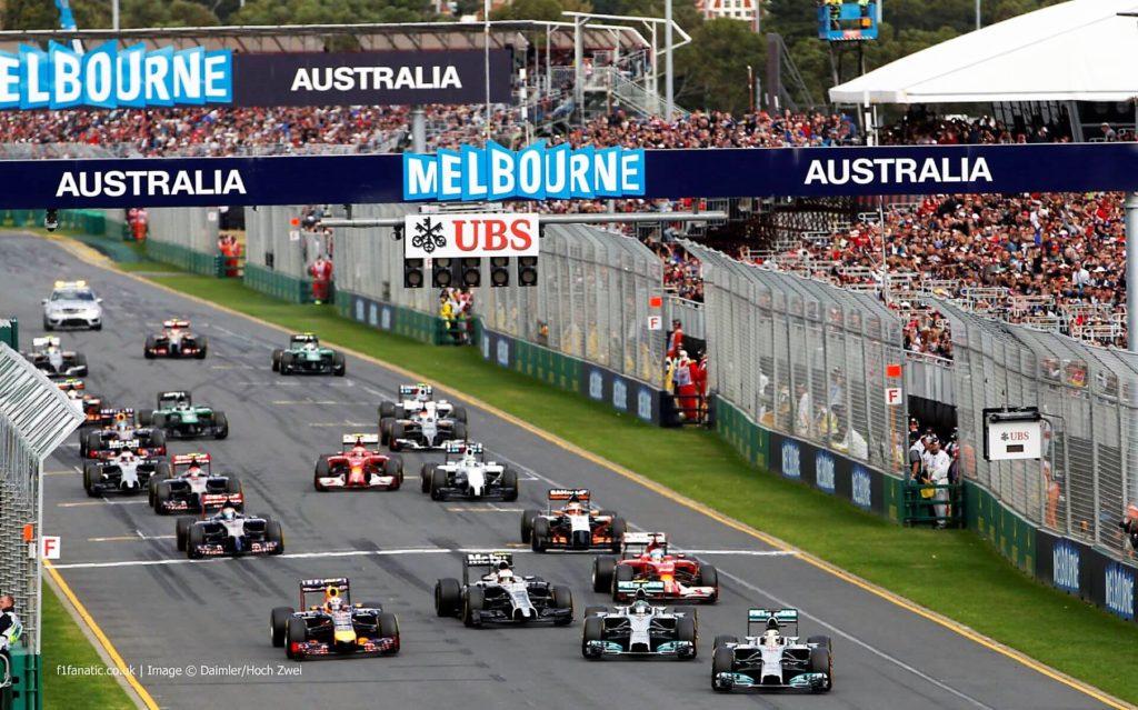 Melbourne Grand Prix 2019