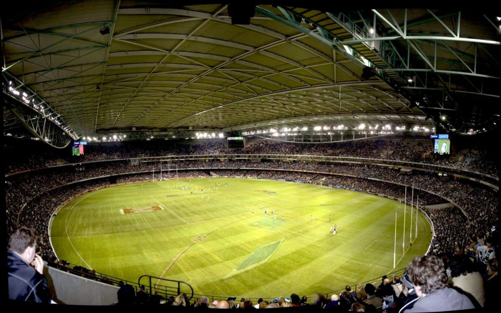Melbourne Marvel stadium