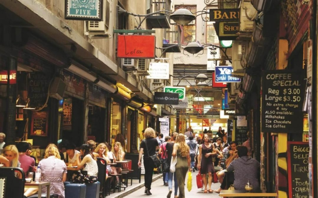 Melbourne-Laneway-Eating-Attractions