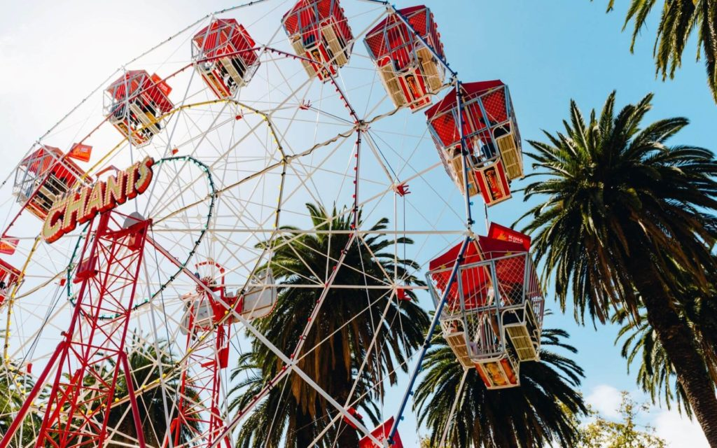 Melbourne Moomba festival