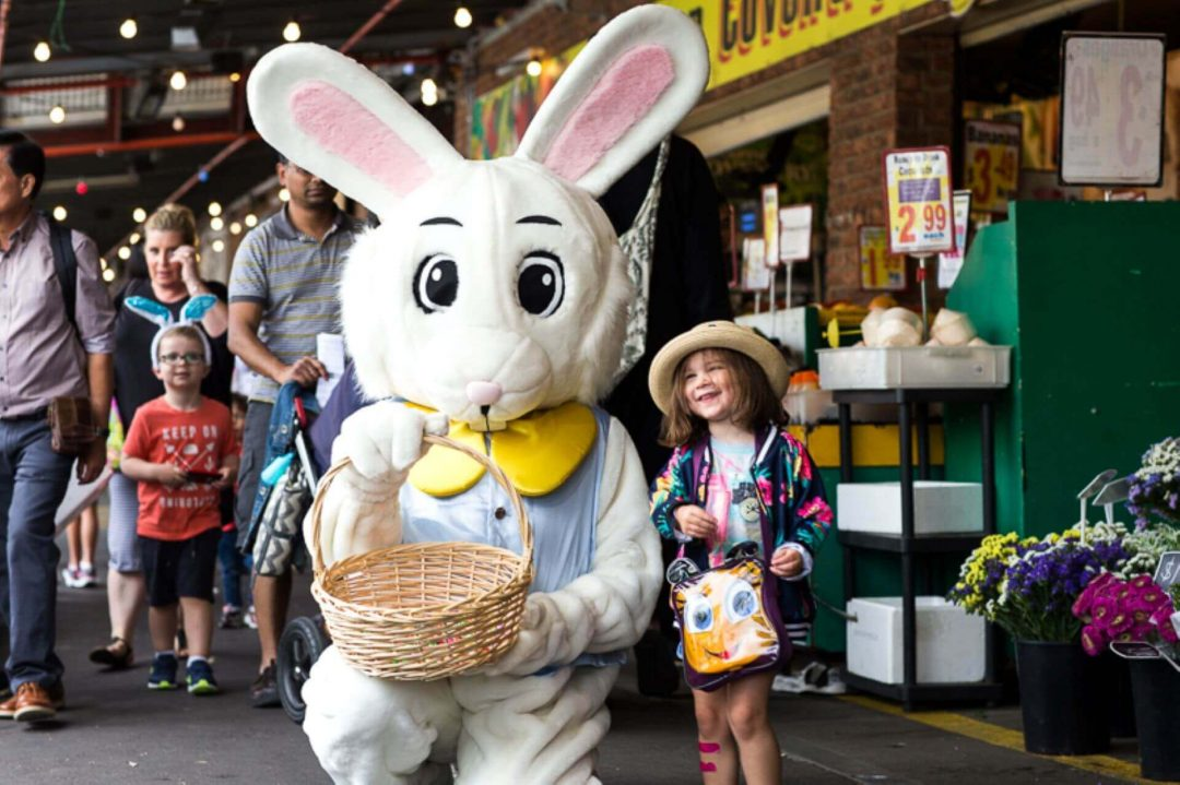 Easter south Melbourne markets