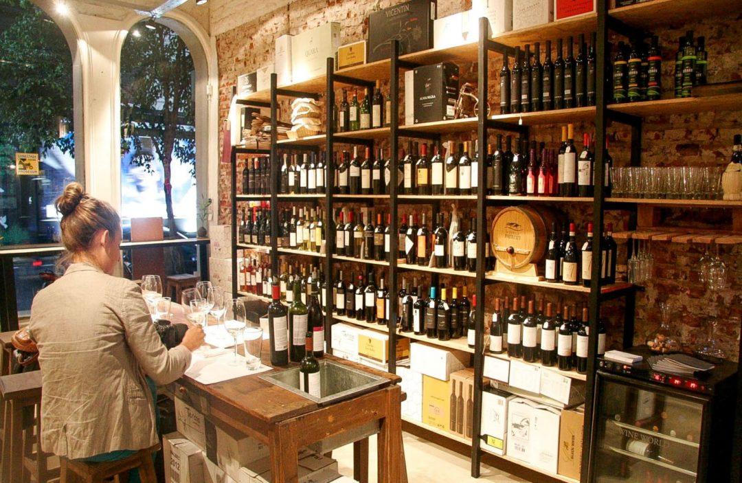 Ombra Bar Melbourne
