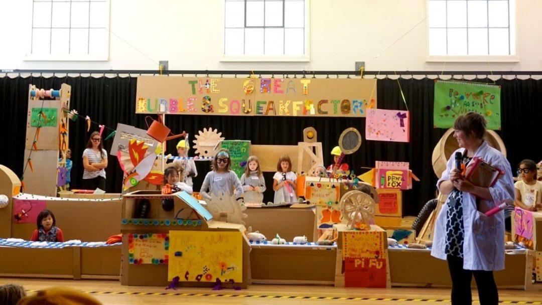 Artplay School Holiday activities in Melbourne
