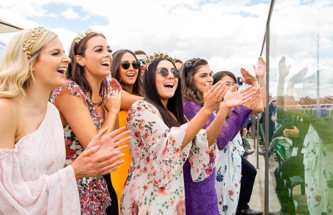 Ladies Fashion Oaks Day Melbourne