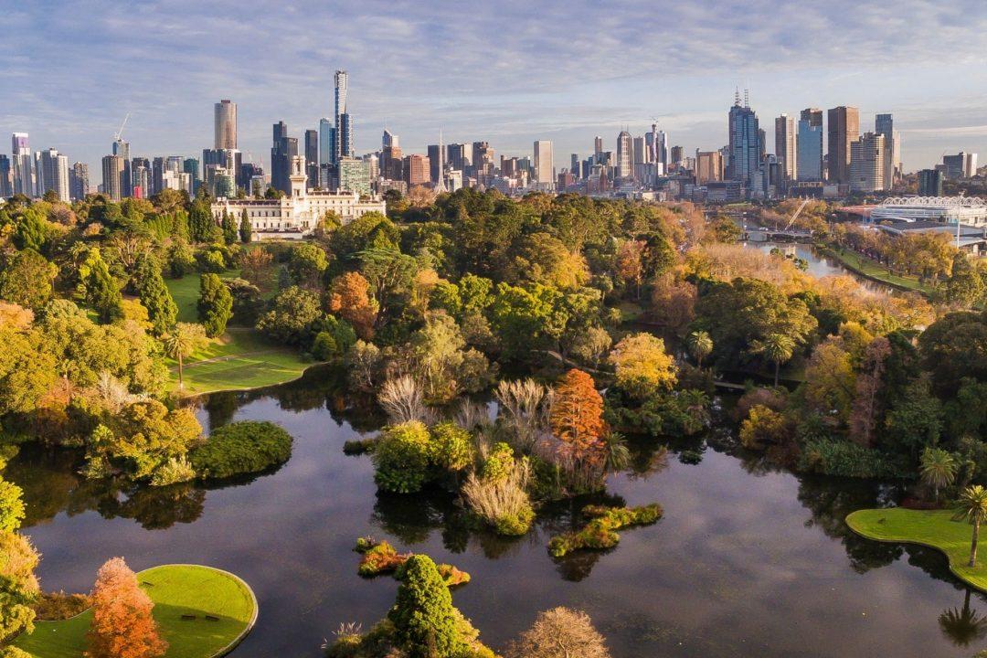 Botanical Gardens Melbourne