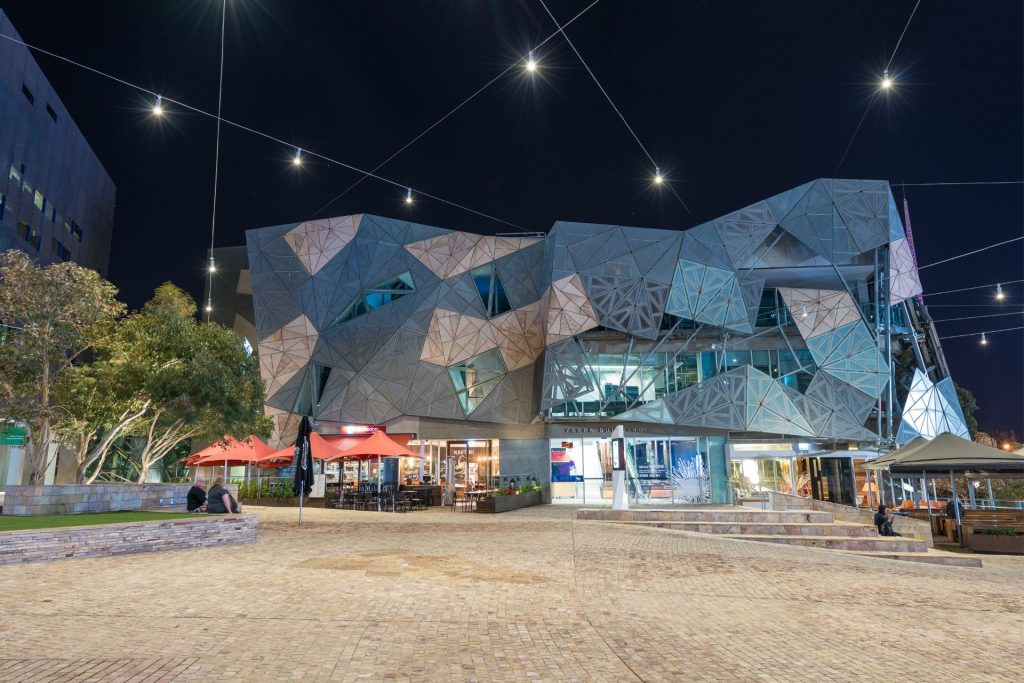 Federation Square - 25 Things to do in Melbourne this Weekend