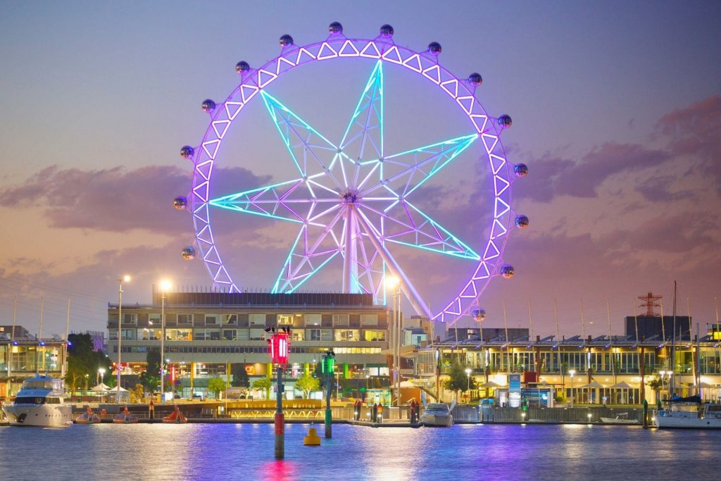 Melbourne Star - 25 Things to do in Melbourne this Weekend