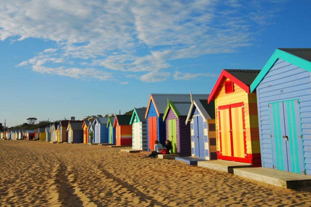 Brighton Beach Houses Melbourne