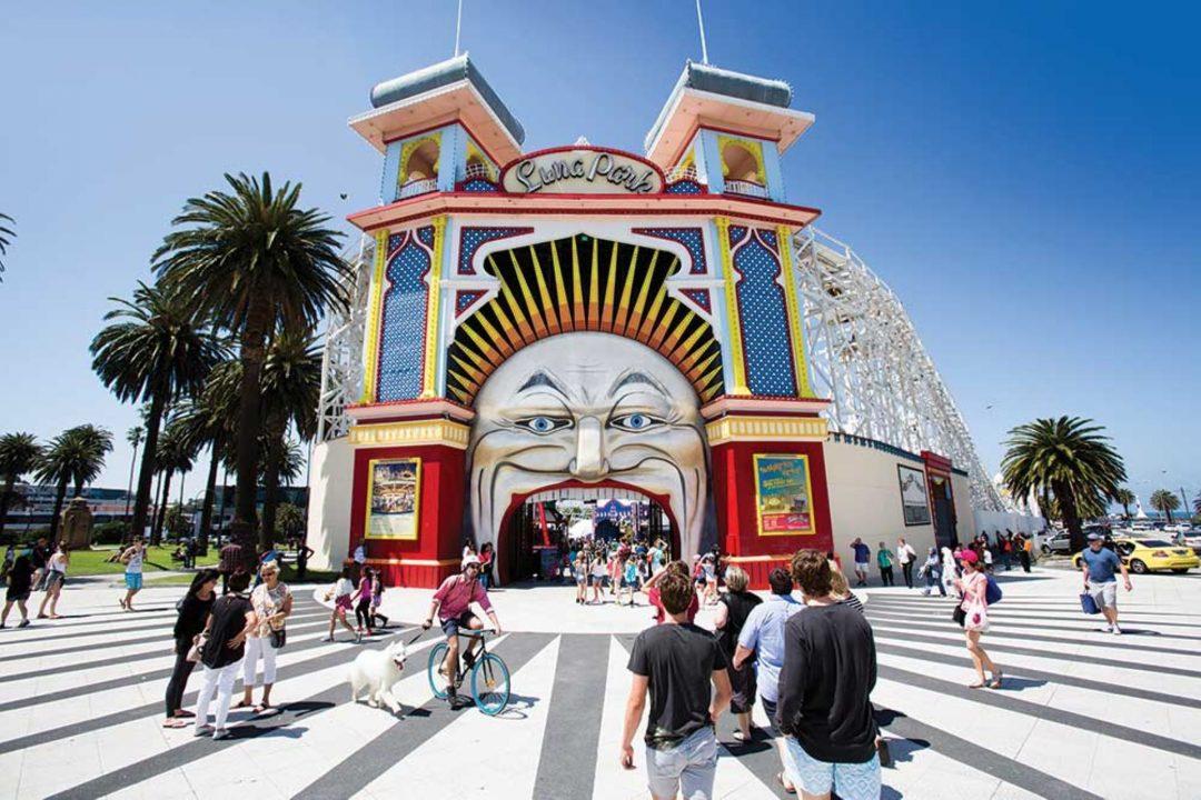 Luna Park St Kilda Melbourne
