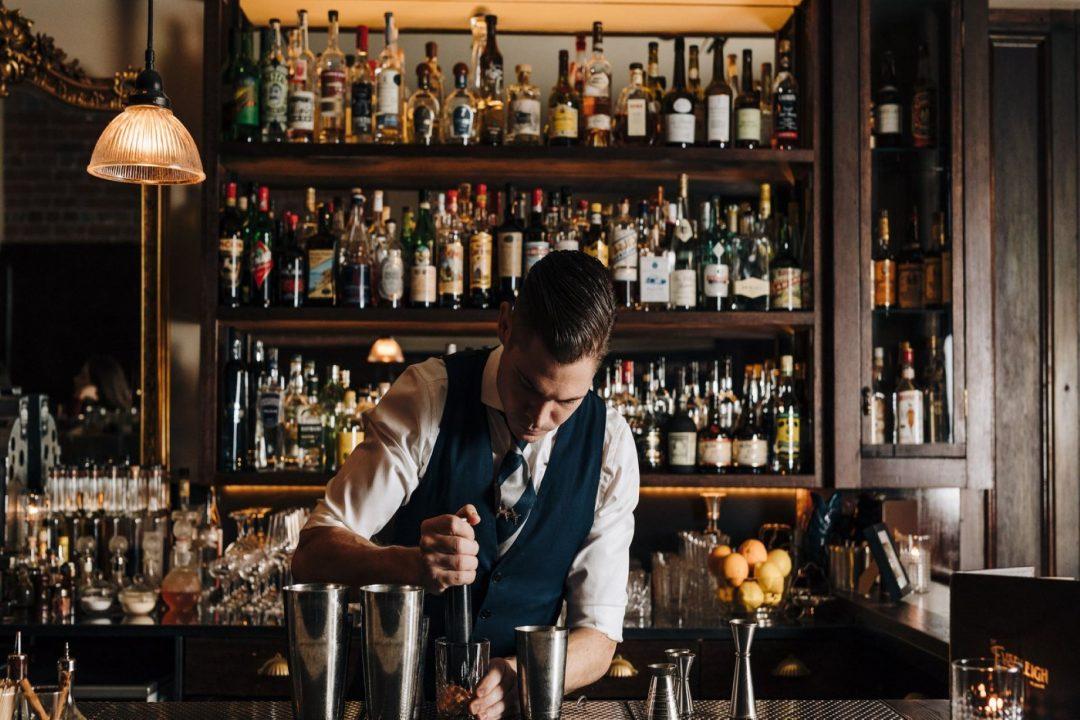 The Everleigh Cocktail Bar Melbourne