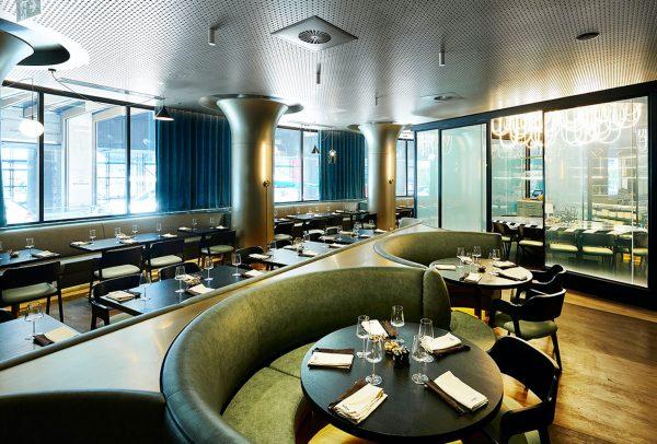 Yugo Restaurant - Level 2 - Crowne Plaza Melbourne